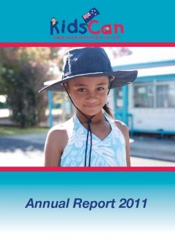 KidsCan Annual Report 2011