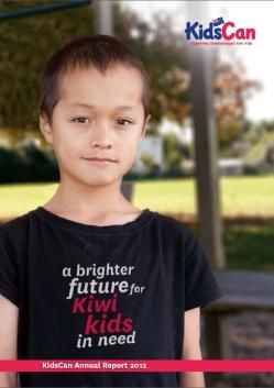 KidsCan Annual Report 2012
