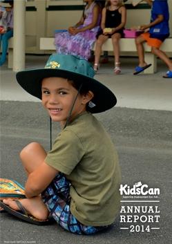 KidsCan Annual Report 2014